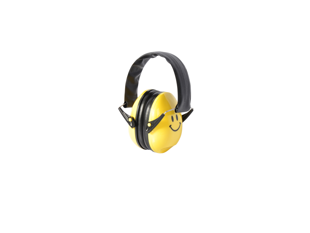 Protection Auditive Alpine, Muffy Smile, Casque pour descendants A 2 ans vieux