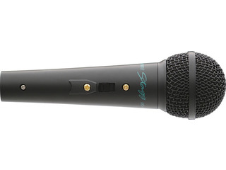 Microfoon Stagg MD-1500BKH, Stagg Dynamic MIC + 6m cable xlr/xlr