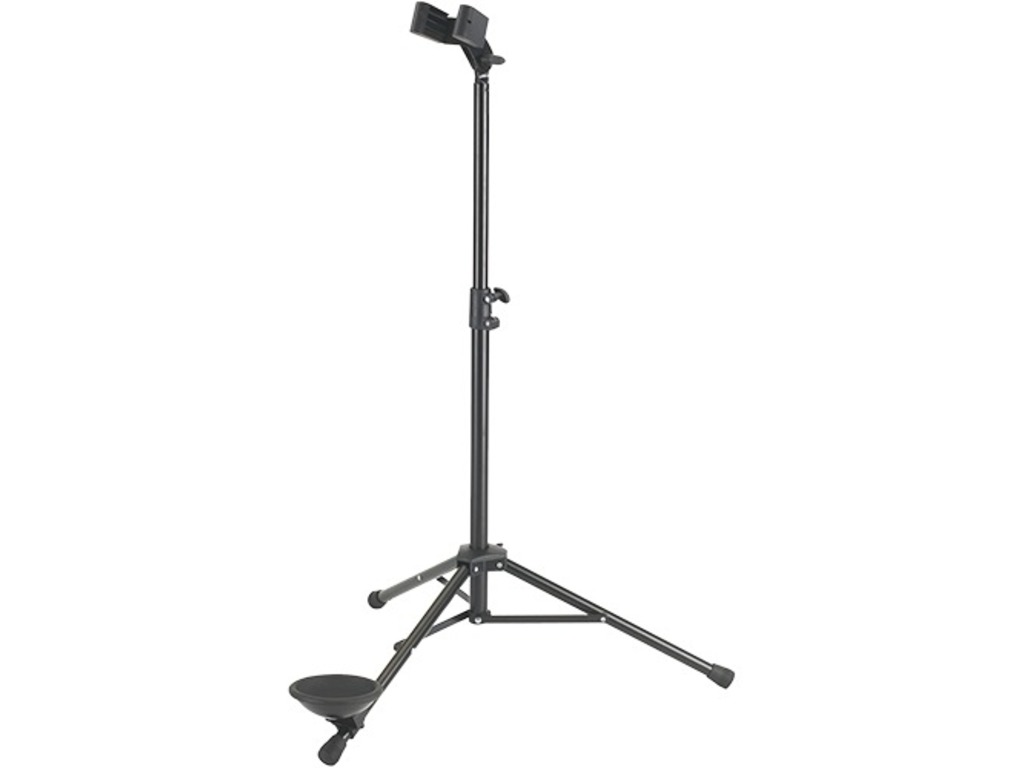 Stand K&M 15010, fagot/ Bassclarinet Model, Black