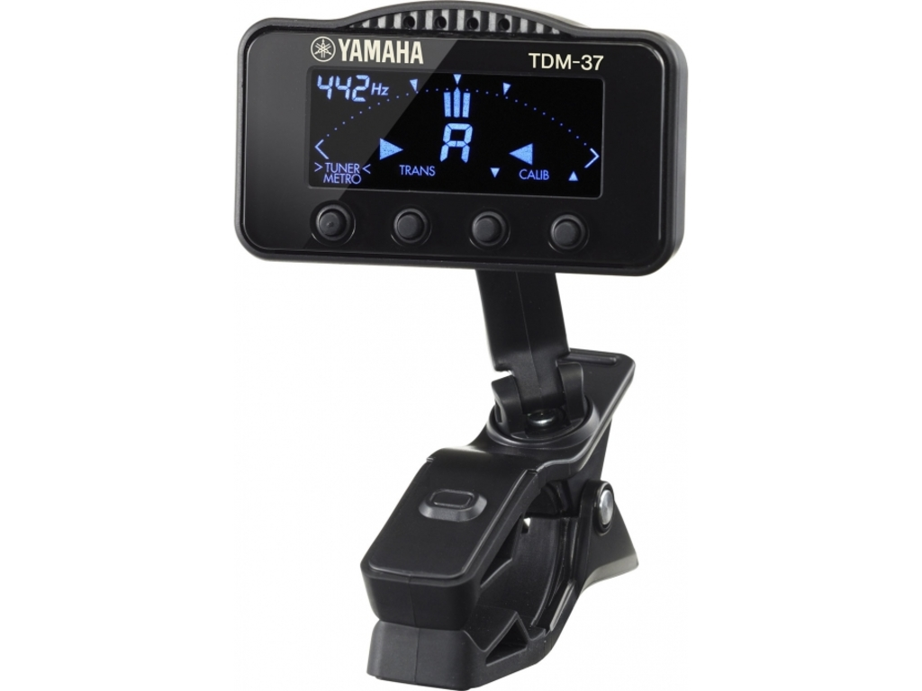 Tuner Yamaha TDM-37L, clip-on