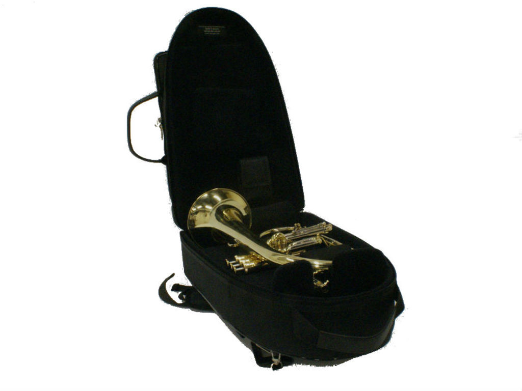 Etui Flugelhorn Marcus Bonna, special Model for Adams Custom Flugelhorn, Black