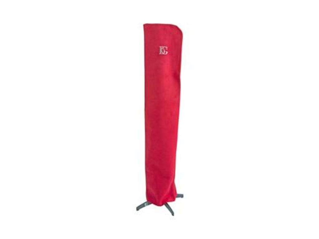 Etui Klarinet BG A68R, stofhoes, indoor red microfiber