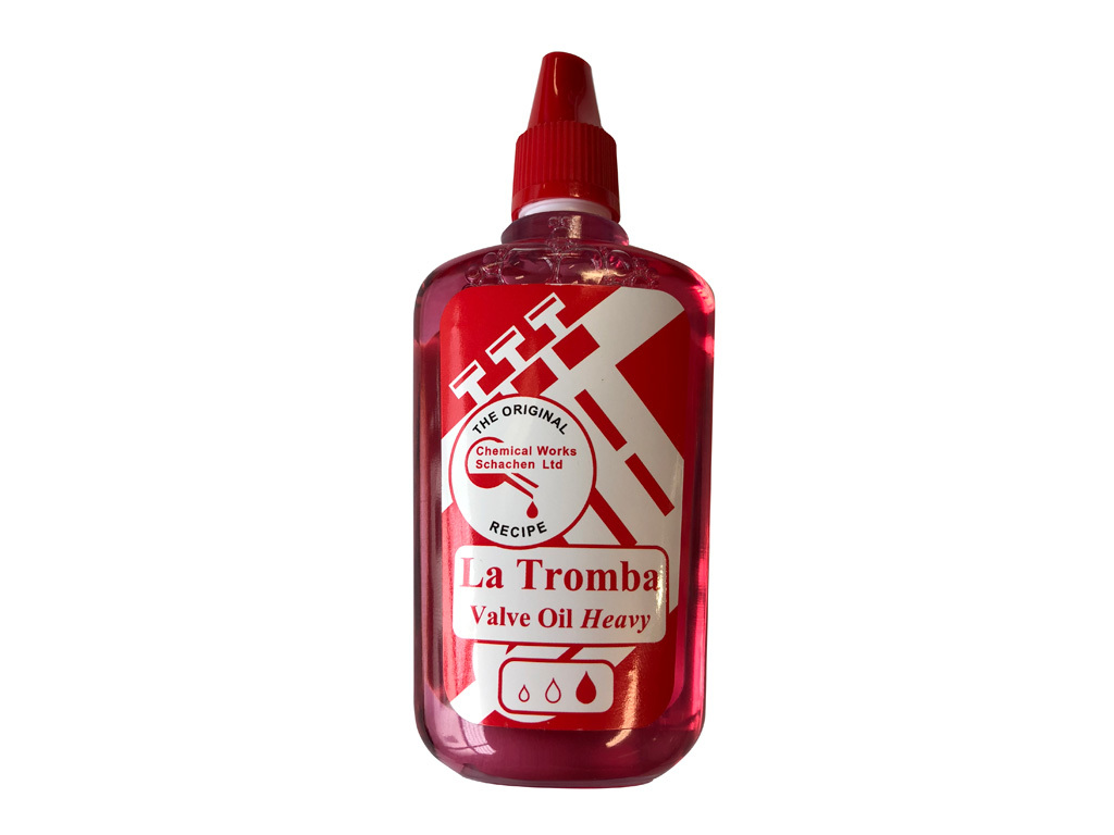 Ventielolie La Tromba RED Heavy Oil  (63 ml)
