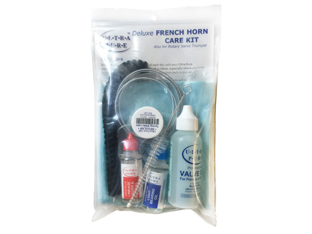 Wiper set French Horn Ultra Pure, French Horn maintenance set