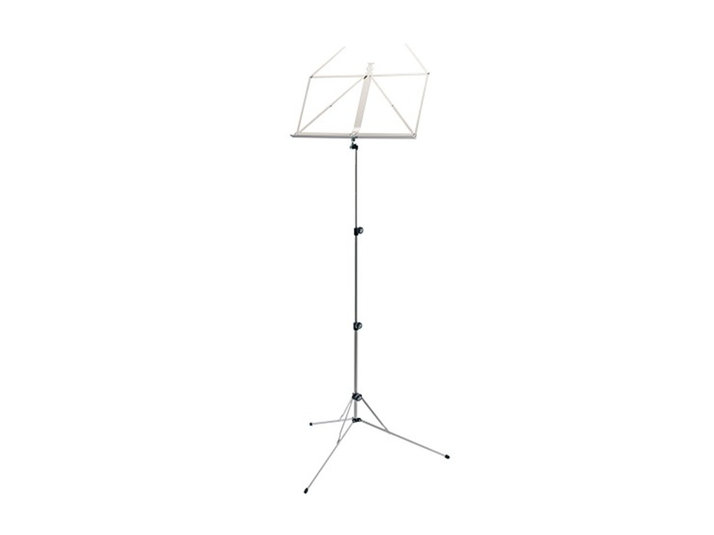 Pupiter K&M 101, Music stand the origineel opvouwbare Model, nickel