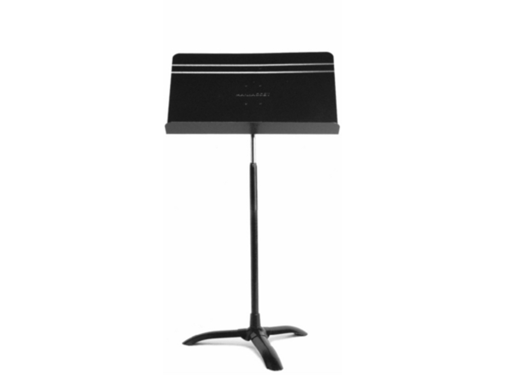 Pupiter Manhasset Model 4801 Music stand, Symphony Model, Black