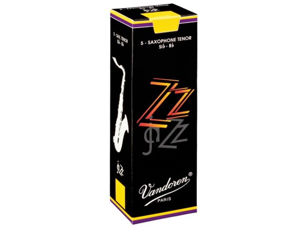 Reeds Vandoren for Tenor Saxophone ZZ, strength 3,0, 5 pieces