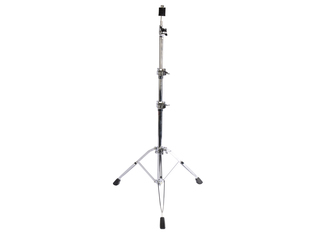 Straight cymbal stand Adams CS901, double-braced