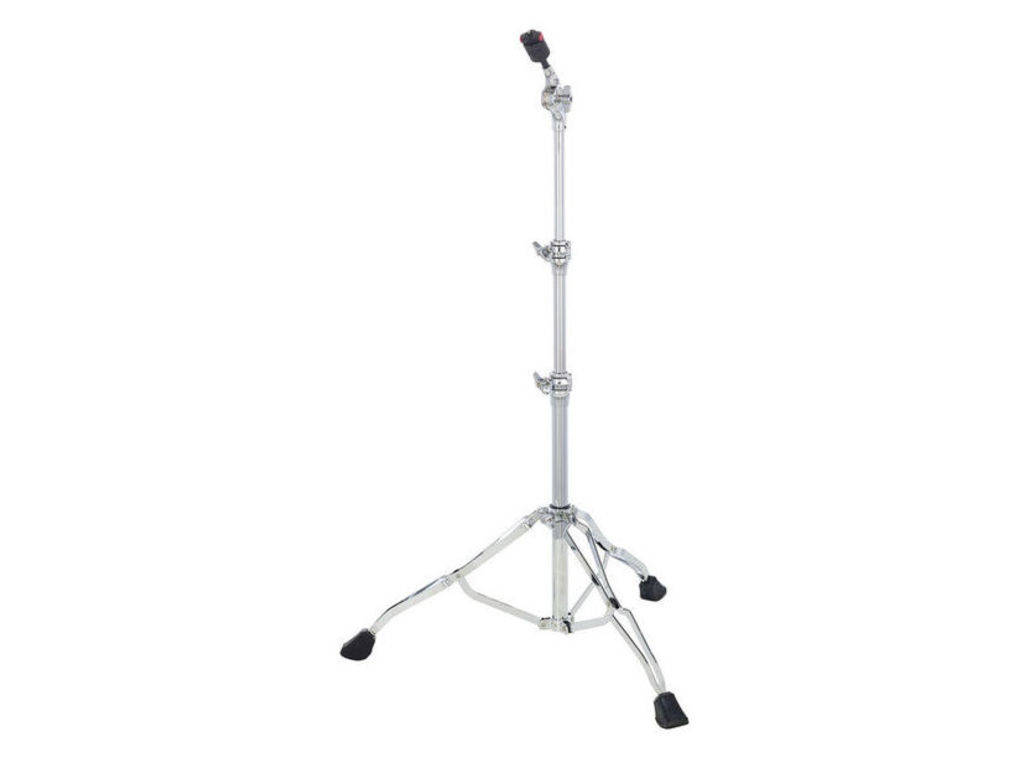 Straight cymbal stand Tama HC82W Roadpro w/Quick-Set Tilter & Cymbal Mate, double-braced