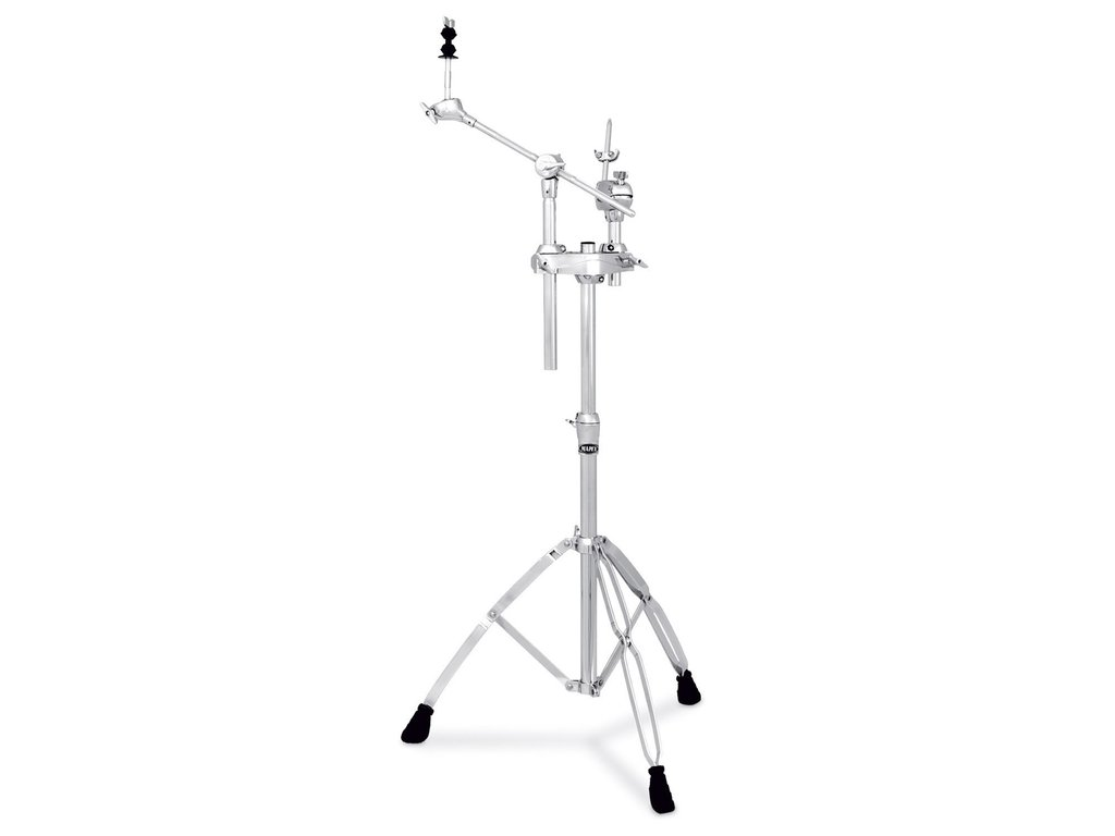 Cymbal Tomstand Mapex TS960A, dubbele poten, kogelgewricht