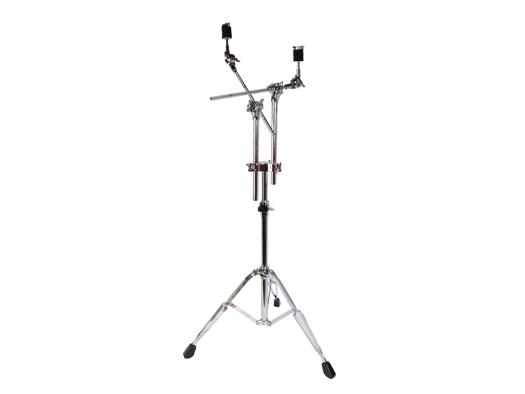 Double Cymbal Stand Adams CB-902, double-braced