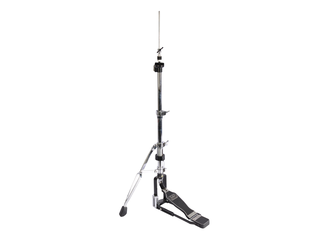 Hi-hatstand Adams HH902, Two-legged hihat stand, double-braced