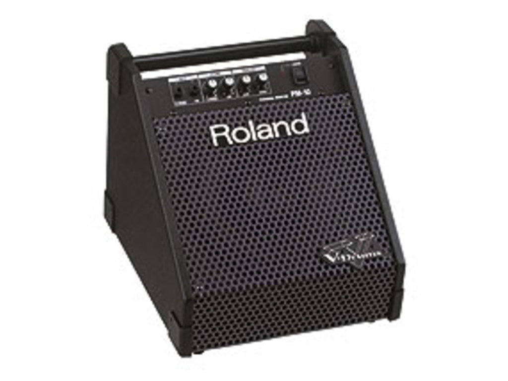 "Drum Speakers, Roland, PM-10 Personal Monitor 30 watt 10"" speaker"