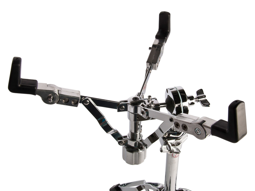 Snare Drum Stand Adams SS-901XC, high Model, double braced, with adjustable basket