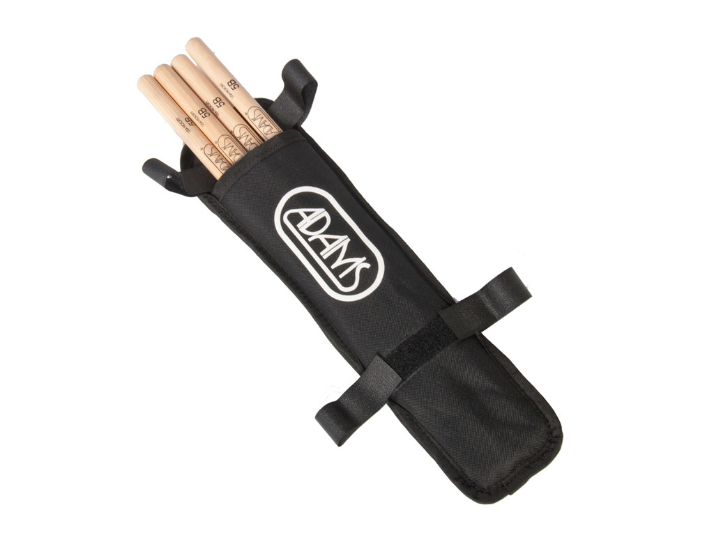 Stick bag Adams MBAG, for plaatsing on Snare Drum, for 2 pair Sticks