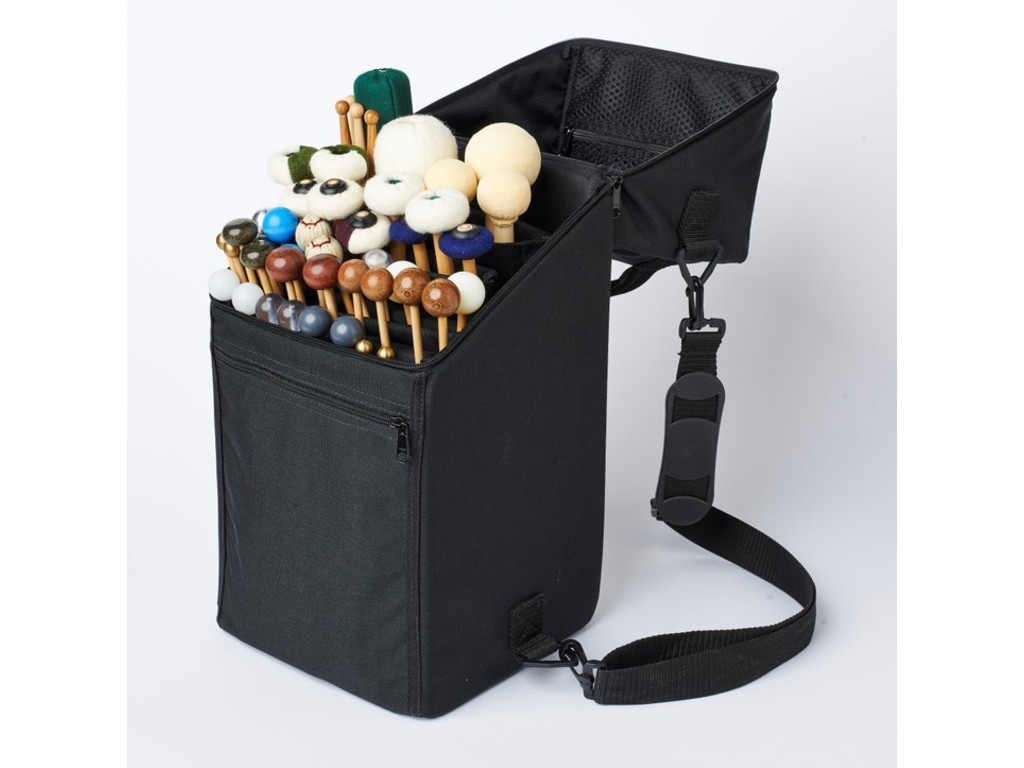 Stick bag Freer CVS, for Mallets, vertical stage case, soft case, with Strap and side pocket