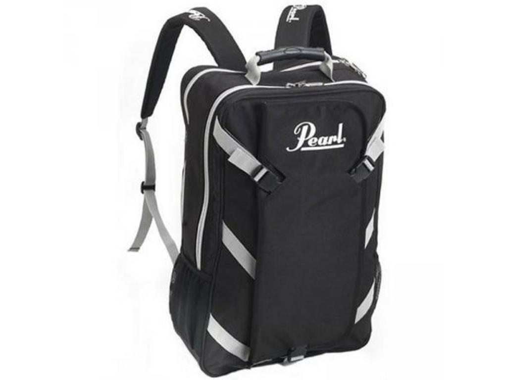 Stick bag Pearl PDBP-01, height 56,6 cm, width 37,5 cm, Backpack with detachable Stick bag