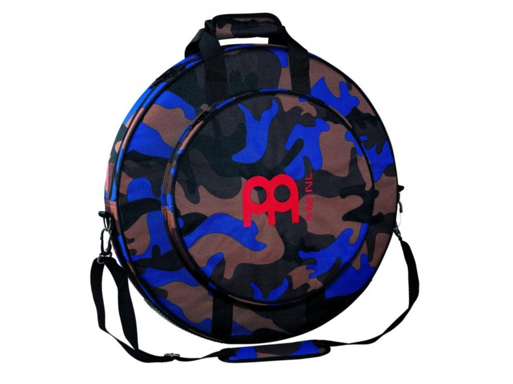 "Cymbal Cover Meinl MCB22, 22"", earth camouflage, with Strap"