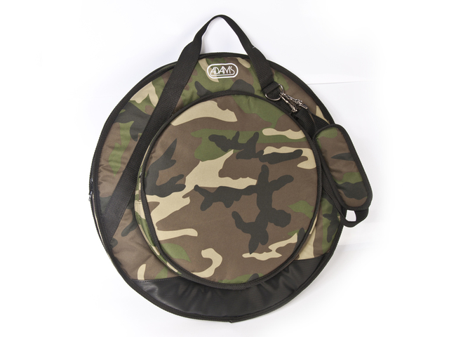 "Cymbal Cover Adams Deluxe 22"" Camouflage, with Strap"