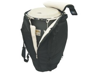 "Conga Hoes Protection Racket 8313-00, 12.5"" x 30"" Deluxe Tumba, met draagriem"