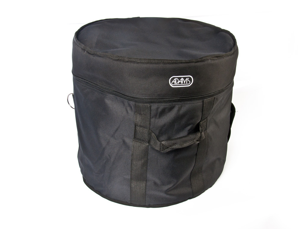 "Bass Drum Cover Adams Deluxe, 18"", with Strap"