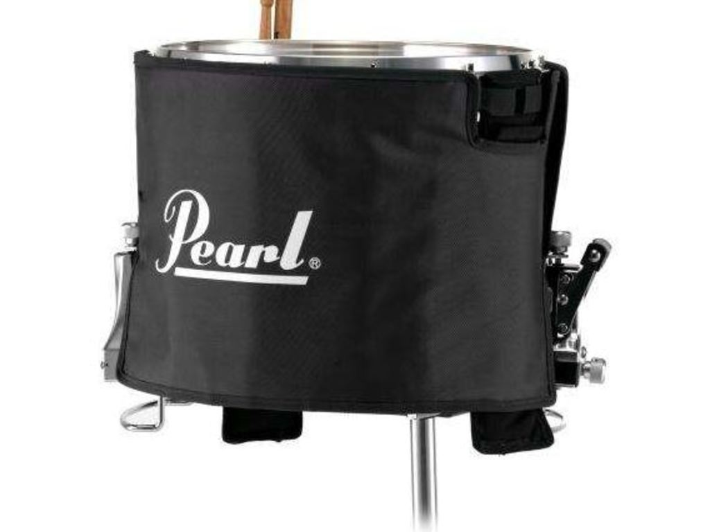 Hoes Snaredrum Pearl MDCG14, FFX Rehearsal Cover Grijs, 14""