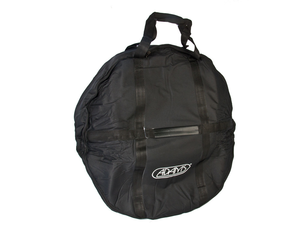 Gong Cover Adams GBL090, 90 cm with logo, with Strap