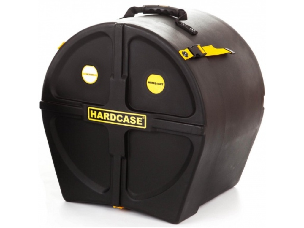 "Snaredrum Koffer Hardcase HNMS14HT, voor 14"" High Tension Marching snaredrum"