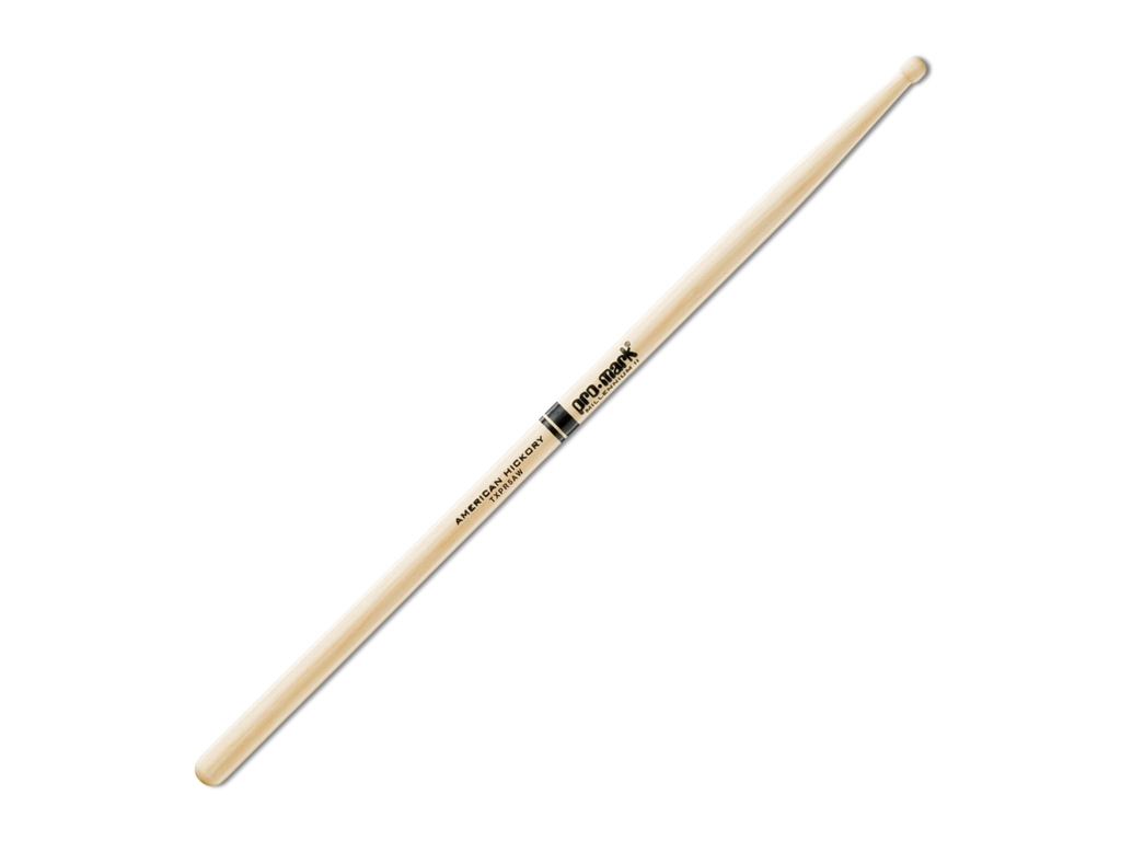 "Drumstokken Promark TXPR5AW,""Pro-Round"", Hickory (5A) .551"", Lengte 16"", Rond, Houten tip"