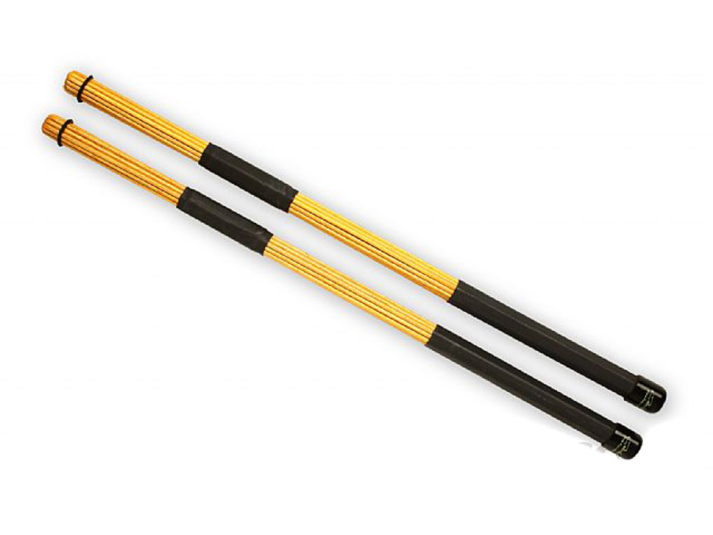 Rods QPercussion QSTOCY01, QSticks, Colored Geel, Lengte 16 1/4""