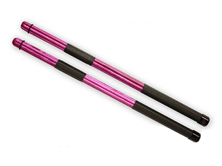 Rods QPercussion QSTOCP01, QSticks, Colored Paars, Lengte 16 1/4