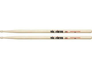 Drumstokken Vic Firth 55A, American Classic, Hickory 55A .580