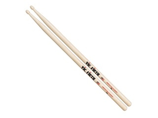 "Drumsticks Vic Firth 5A, American Classic, Hickory 5A .565"", length 16'', Tear Drop, wooden Tip"