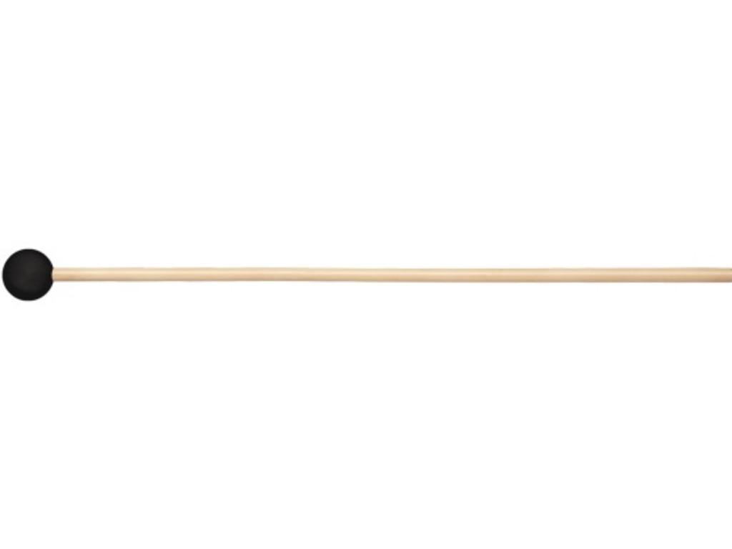 "Marimba Mallet Vic Firth M155, Ensemble Serie, Lengte 15 3/4"", Rond Rubber, Hard, Rattan"