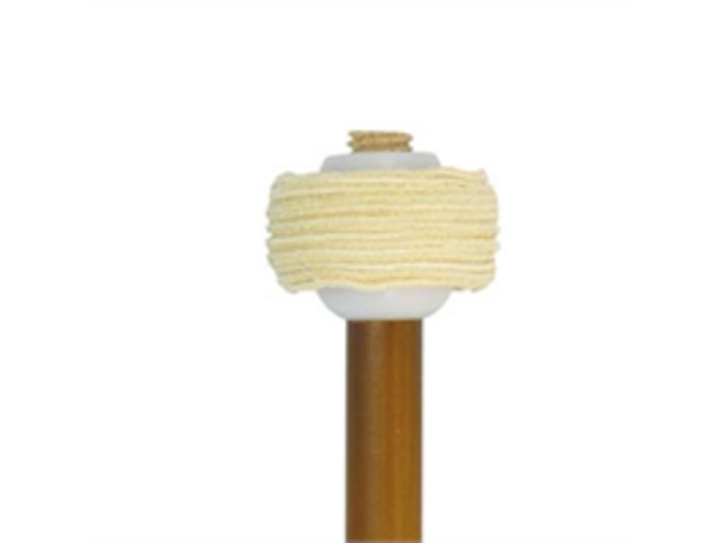 Pauken Mallets Playwood PRO-3315, Raymond Curfs Flannel Serie, Diameter 31mm, Smooth, directe klank, chamois leer