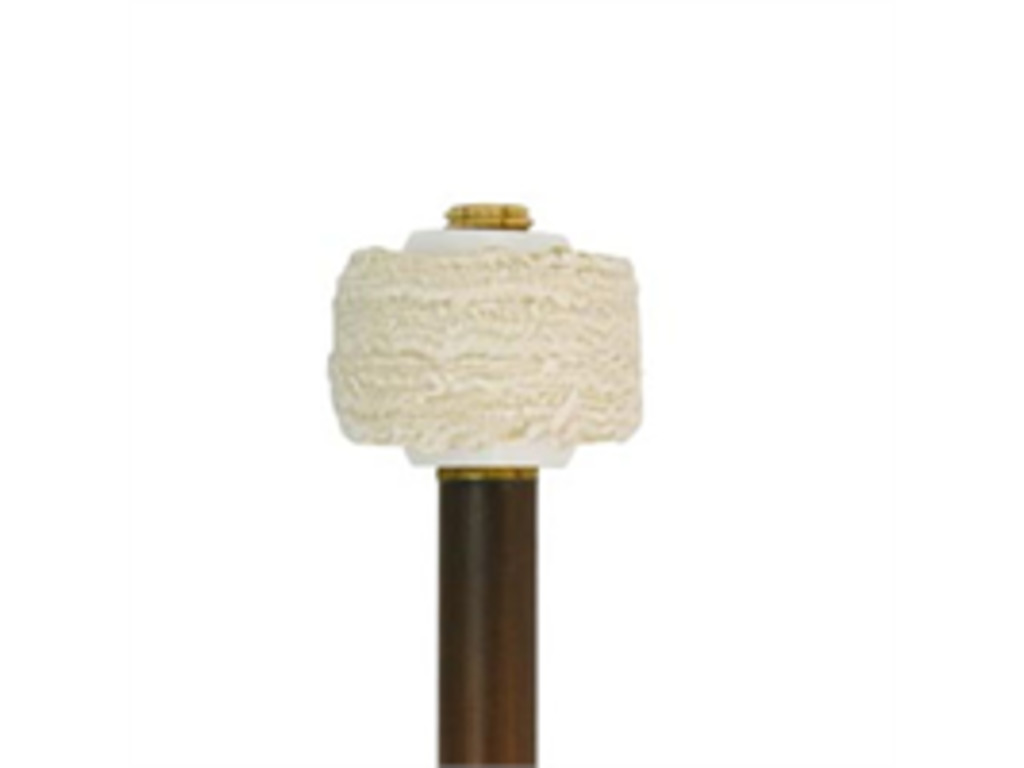 Timpani Mallets Playwood PRO-3351, Raymond Curfs Flannel series, Diameter 28mm, Australian fur, German cotton