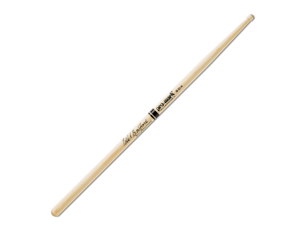 "Drumstokken Promark SD4W, Signature Bill Bruford, Maple SD4 .531"", Lengte 15 7/8"", Barrel, Houten tip,"