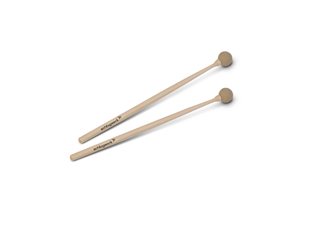 Mallet Schlagwerk Percussion MA103, voor Log Drums en Skin Drums, Soft