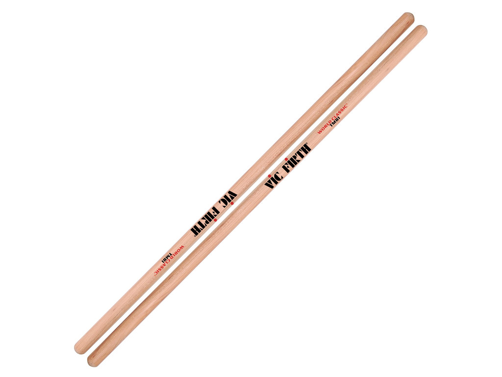 "Timbale Sticks Vic Firth TMB1, length 17"", diamter 0.50, hickory"