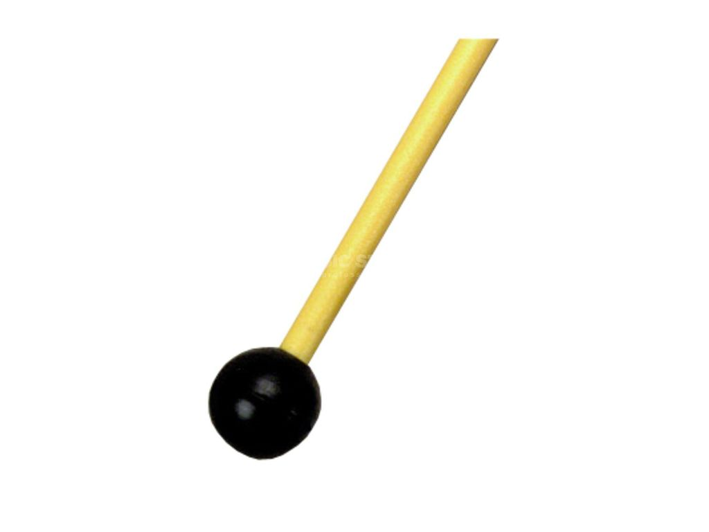 Xylofoon / Klokkenspel Mallets Yamaha ME-101, Educational Serie, Diameter 25mm, Lengte 375mm, Rubber, heel hard, FRP