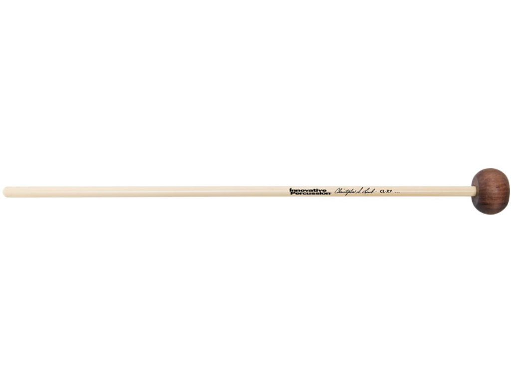 Xylofoon Mallet Innovative Percussion CL-X7, Christopher Lamb Orchestral Serie, Diameter 32x20mm, Medium, Rosewood, Rattan