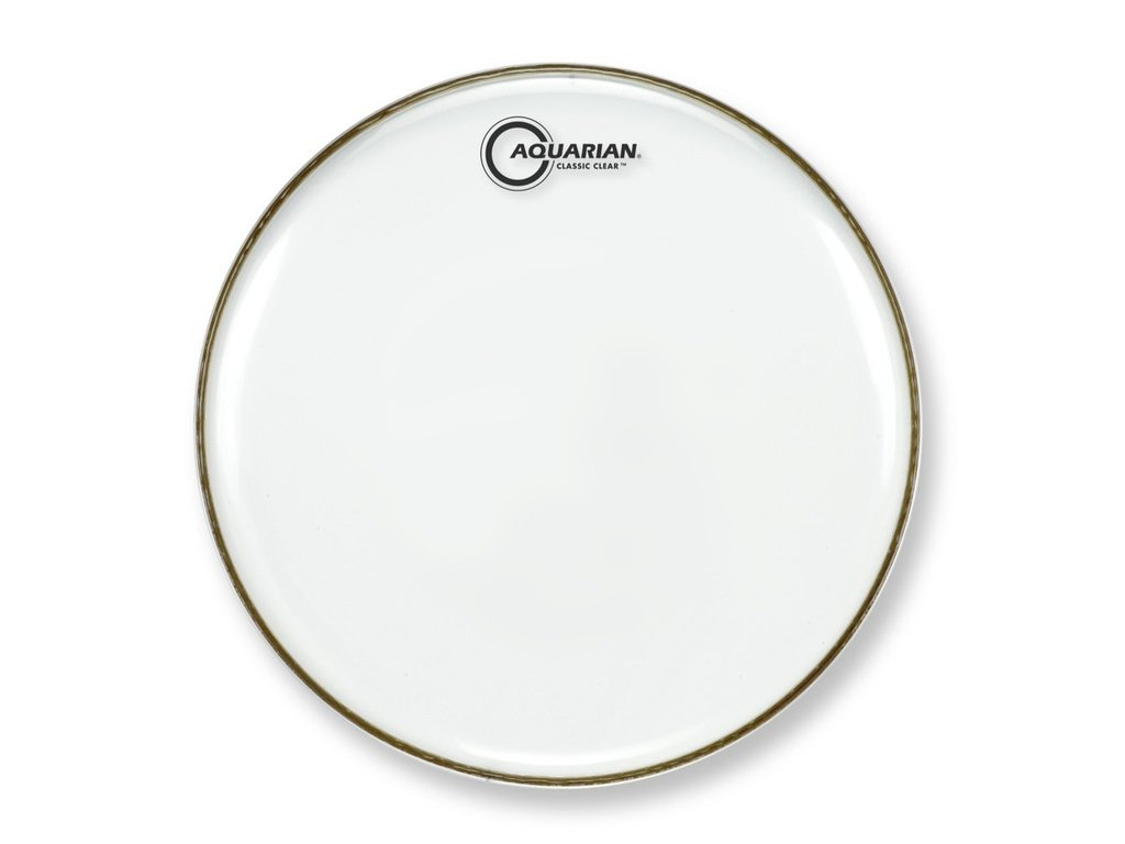 "Tom Vel Aquarian CC14, Classic Clear, 1-ply 14"", clear"