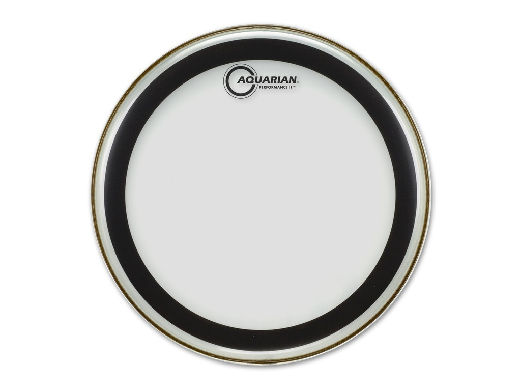 "Tom Vel Aquarian Performance II, 2-ply 12"", clear"