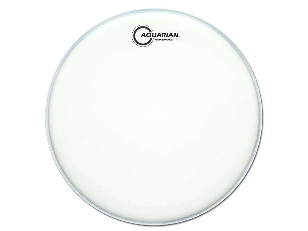 "Snaredrum / Tom Vel Aquarian TCPF14, Performance II, 2-ply 14"", coated"