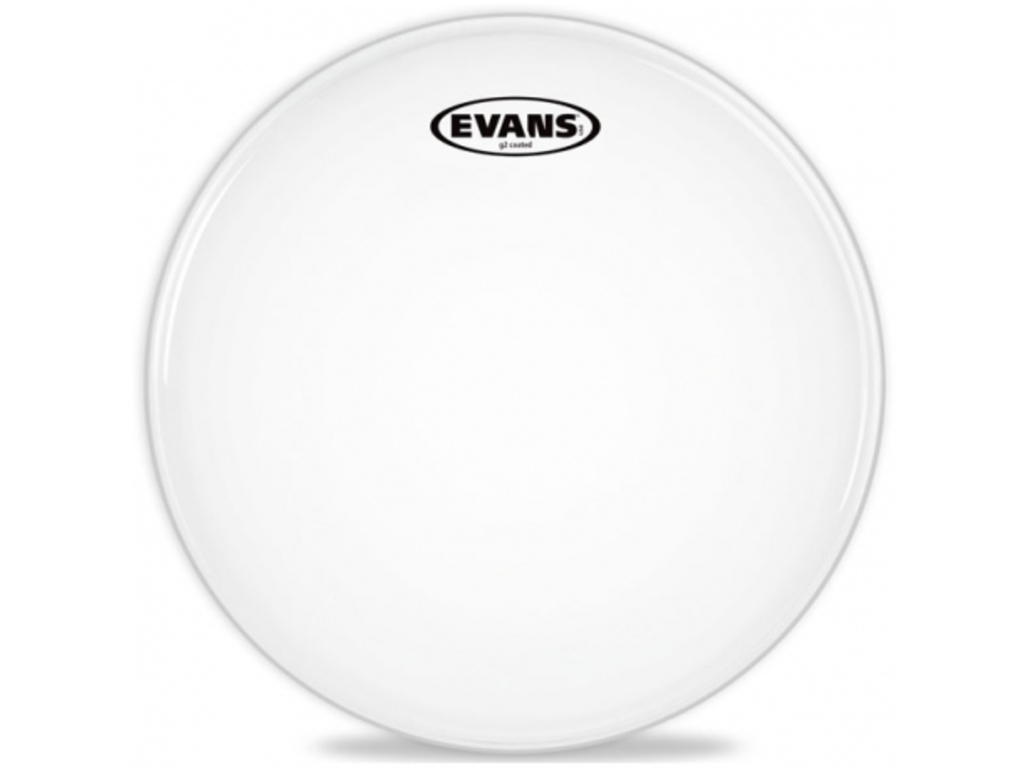 "Tom / Snaredrum Vel Evans B10G1, serie G1, 1-ply 10"", coated"