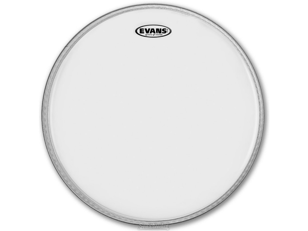 "Tom / Snaredrum Vel Evans B14G1, serie G1, 1-ply 14"",coated"