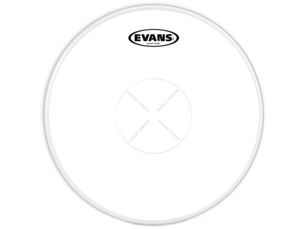 Snare Drum Head Evans B14G1D, Power Center, 1-ply 14""