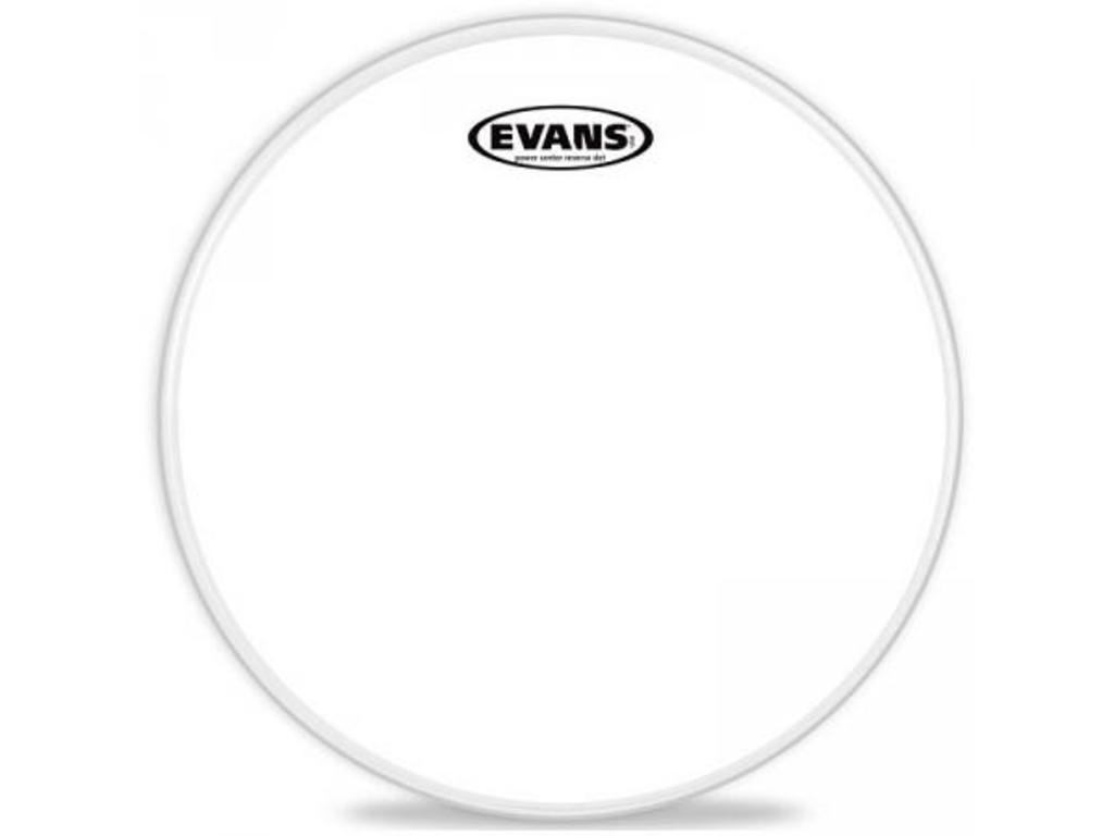 Snare Drum Head Evans B14G1RD, Power Center Reverse Dot, 1-ply 14""