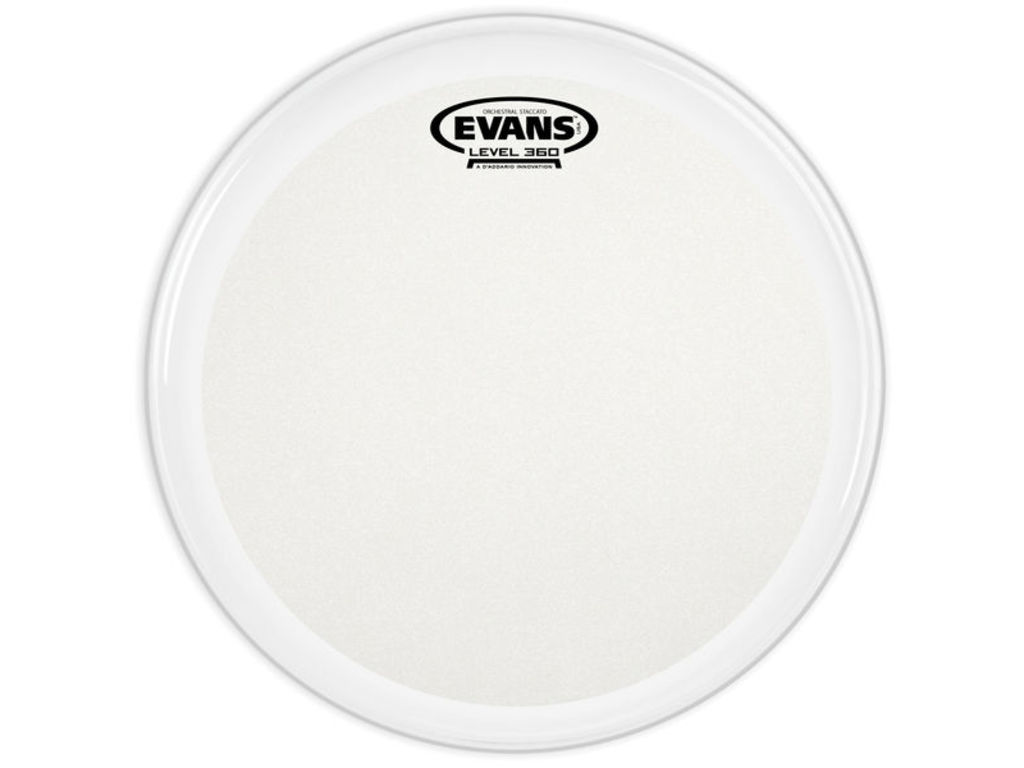 "Snaredrum Vel Evans B14GCSS, 14"" Genera Concert, 1-ply, coated, orchestral staccato"