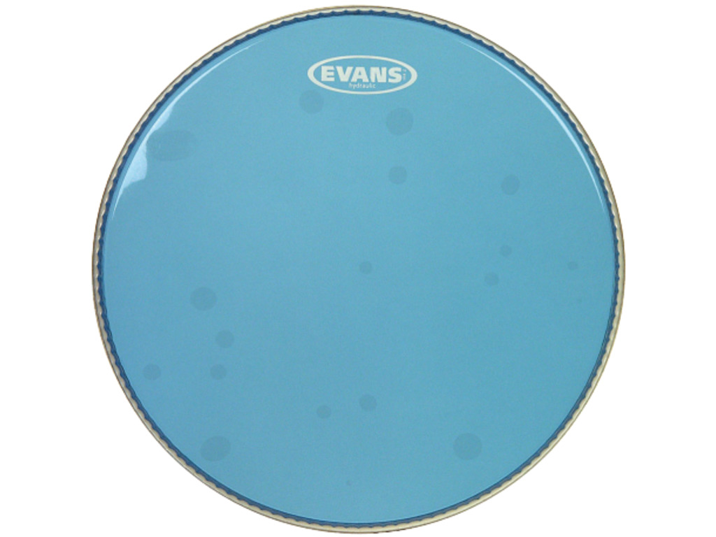 Tom / Snare Drum Head Evans TT14HB, Hydraulic blue series, 2-ply 14""